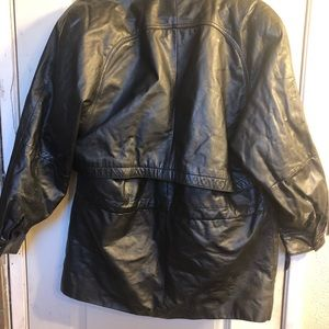 Wilson's authentic leather jacket